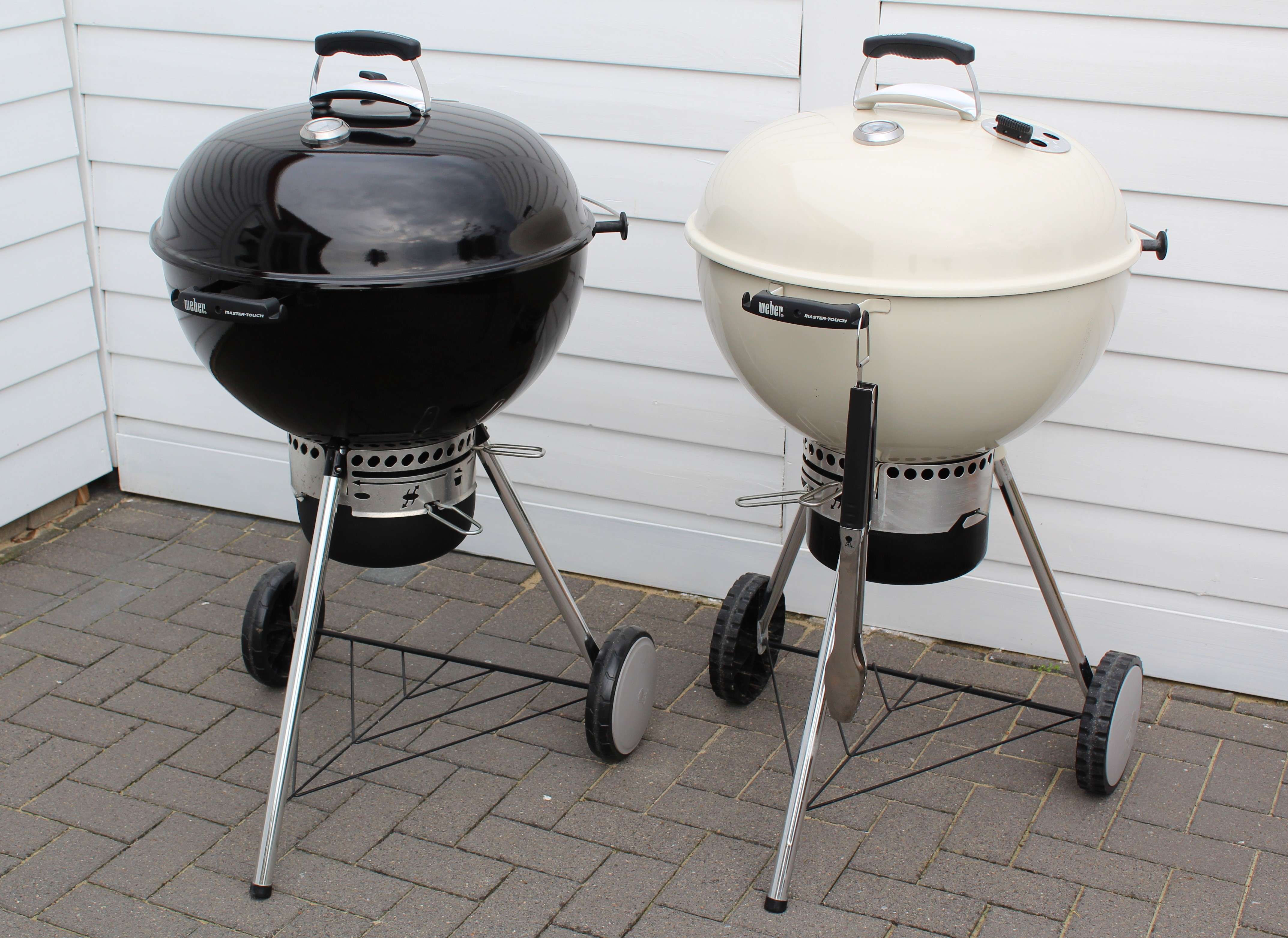 Weber Grill GBS Master Touch