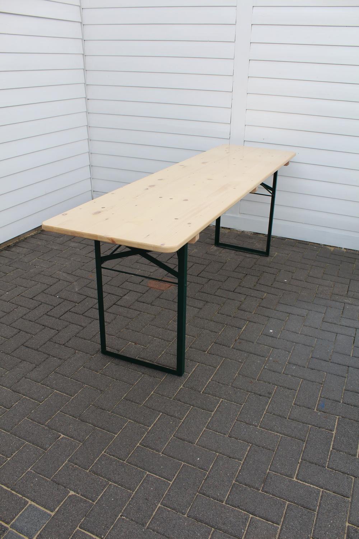 Bierzelttische 220 x 60 cm