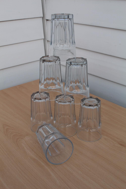Cocktail-Gläser 0,35 l